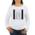 Developing an inner awareness Long Sleeve T-Shirt