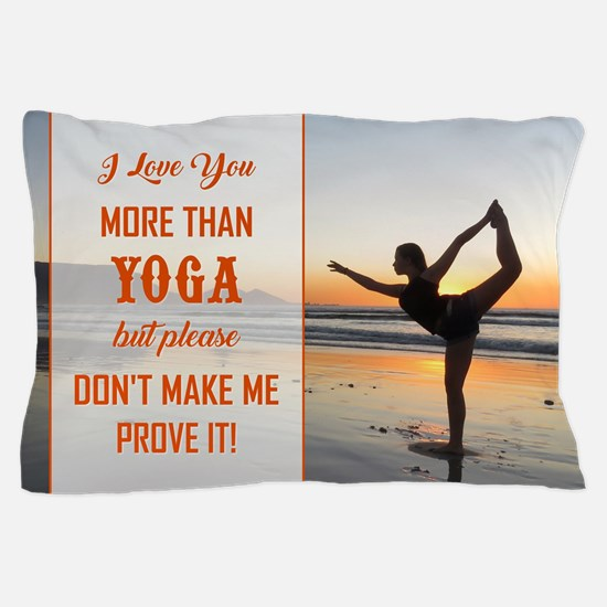 YOGA Pillow Case