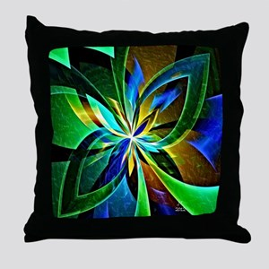 GHOSTS OF RIBBONS PAST Throw Pillow