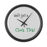 Wicked the musical Giant Clocks