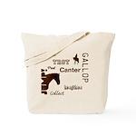 Horse Theme Custom Tote Bag #9507
