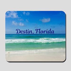 Destin Beach Mousepad