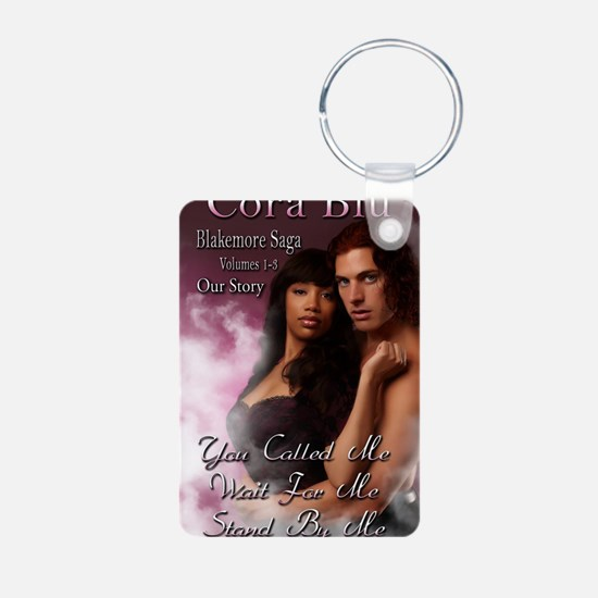 Paperback cover picture Keychains