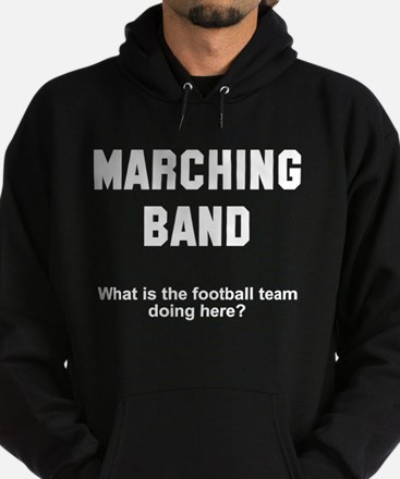 Marching Band Hoodie (dark)