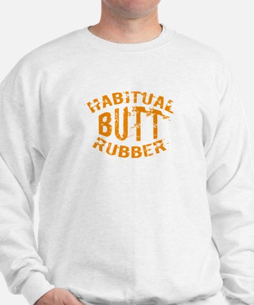 habitual bbq rubber Sweatshirt