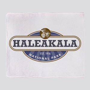 Haleakala National Park Throw Blanket