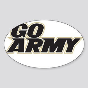 GO ARMY FOOTBALL Sticker