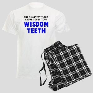 Wisdom Teeth Men's Light Pajamas
