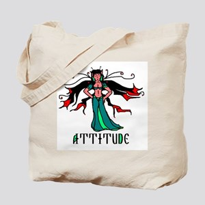 Attitude Fairy Tote Bag