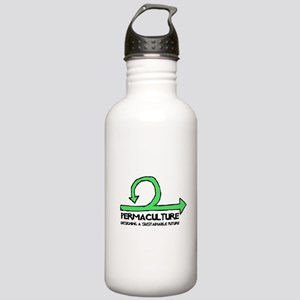 Permaculture 1.0 L Stainless Water Bottle