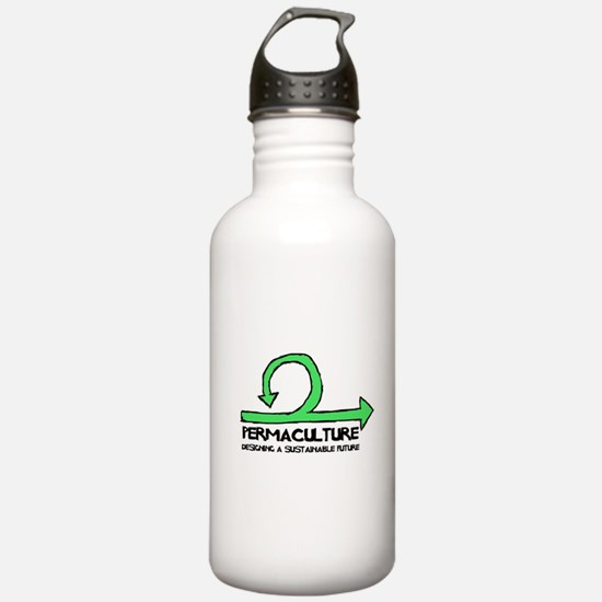Permaculture 1.0 L Water Bottle