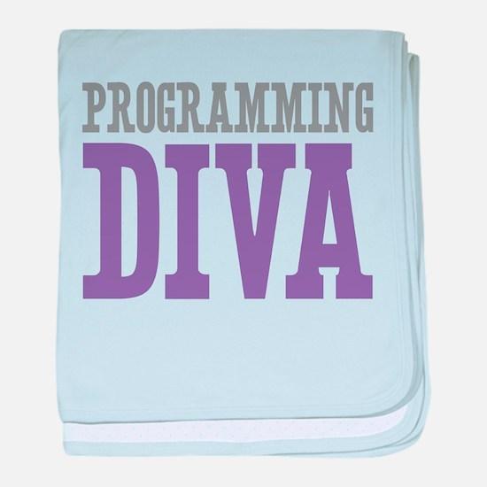 Programming DIVA baby blanket