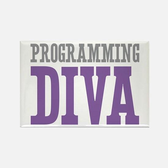 Programming DIVA Rectangle Magnet