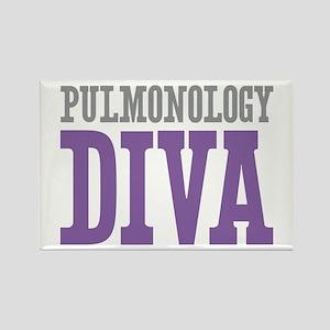 Pulmonology DIVA Rectangle Magnet