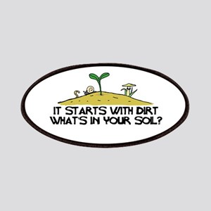 Whats In Your Soil (Light) Patches