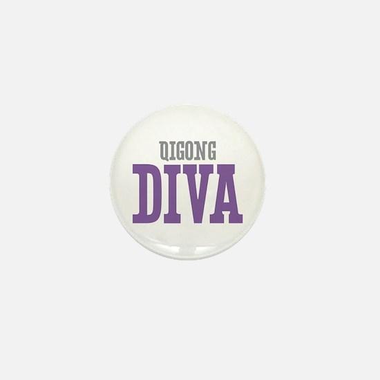 Qigong DIVA Mini Button