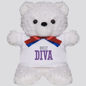 Quilt DIVA Teddy Bear