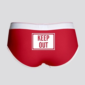 Keep Out Women's Boy Brief