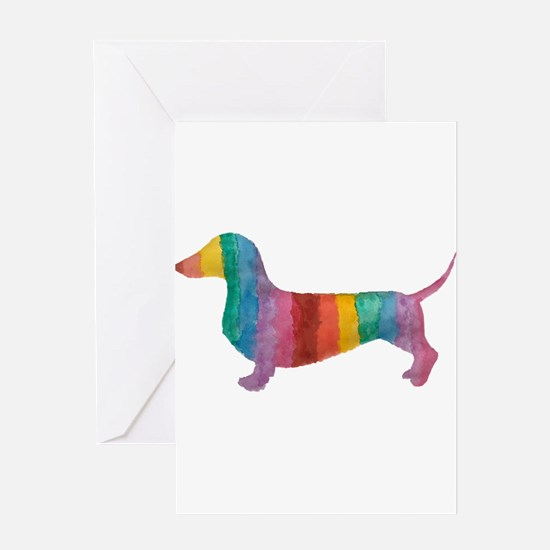 Unique Funky Greeting Card