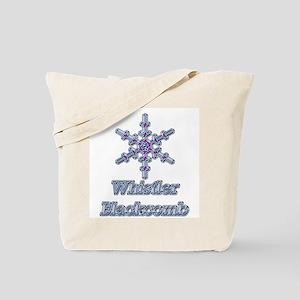 Whistler Blackcomb BC Tote Bag