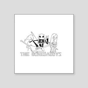 The Bonedaddy's Sticker