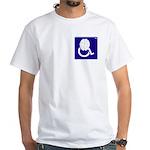 Mind Crippler White T-Shirt