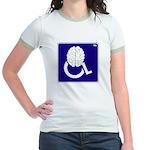 Mind Crippler Jr. Ringer T-Shirt