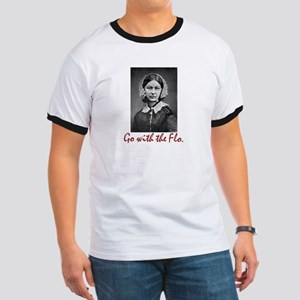 Go with Florence Nightingale! Ringer T