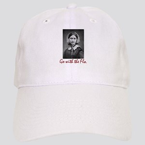 Go with Florence Nightingale! Cap