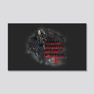 G.I. Joe Baroness 20x12 Wall Decal
