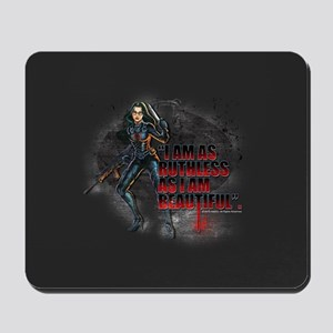 G.I. Joe Baroness Mousepad