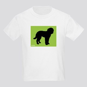 Goldendoodle iPet Kids T-Shirt