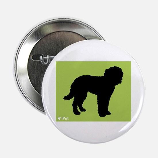 Goldendoodle iPet Button