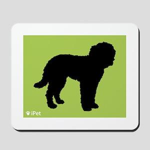 Goldendoodle iPet Mousepad