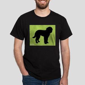 Goldendoodle iPet Dark T-Shirt