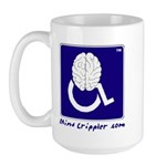 Mind Crippler Large Mug