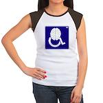 Mind Crippler Women's Cap Sleeve T-Shirt