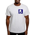 Mind Crippler Ash Grey T-Shirt