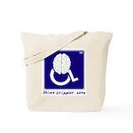 Mind Crippler Tote Bag