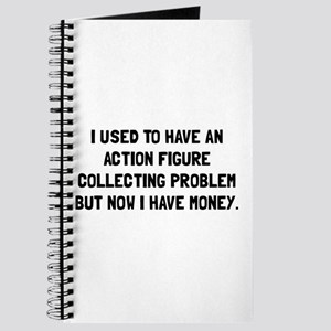 Money Action Figure Problem Journal