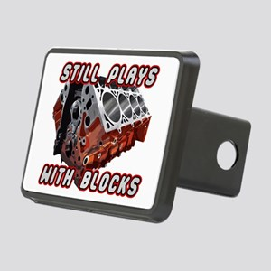 Engine Block Rectangular Hitch Cover