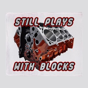 Engine Block Throw Blanket