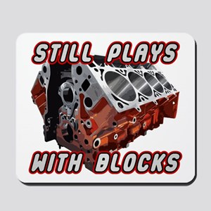 Engine Block Mousepad