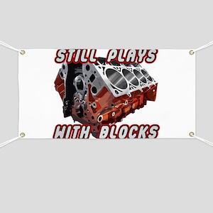 Engine Block Banner