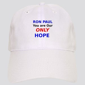Ron Paul You are Our Only Hope Baseball Cap