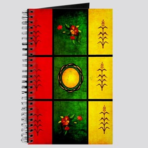 red yellow green Journal