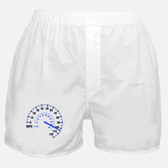 Racing - Speeding - MPH Boxer Shorts