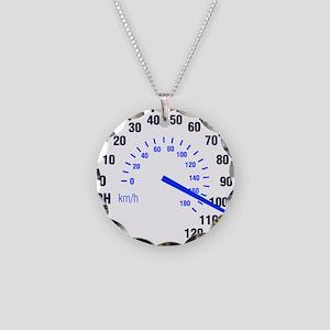 Racing - Speeding - MPH Necklace