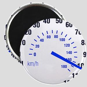 Racing - Speeding - MPH Magnets