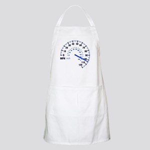 Racing - Speeding - MPH Apron